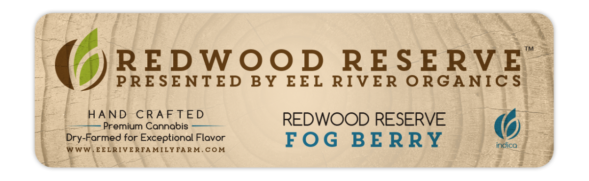Redwood Reserve Indica Fog Berry