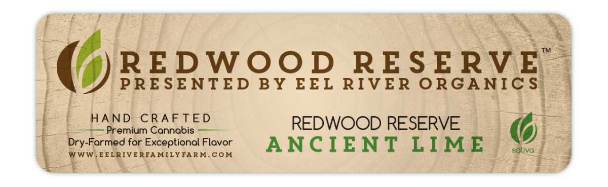 Redwood Reserve Sativa Ancient Lime