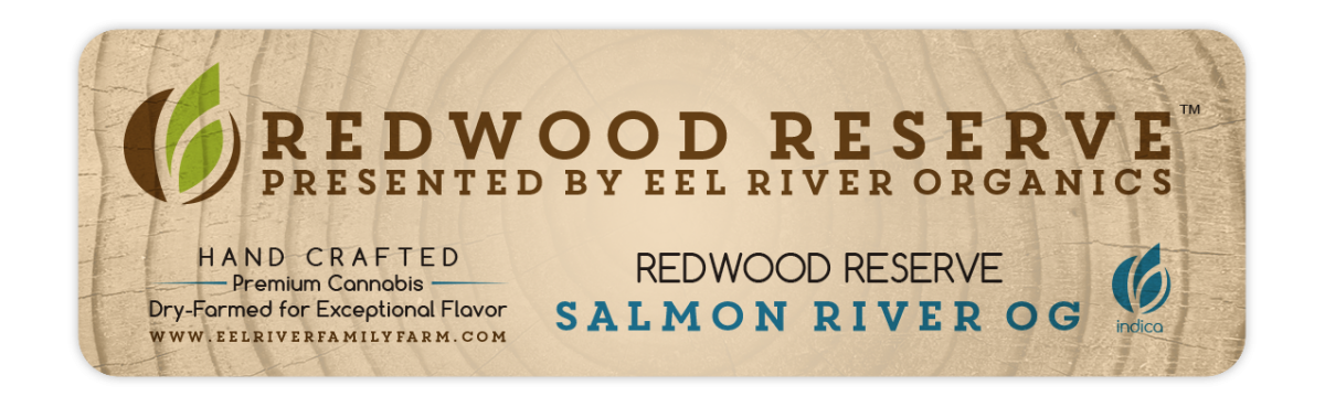 Redwood Reserve Indica Salmon River OG