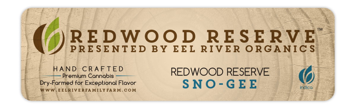 Redwood Reserve Indica Sno-Gee